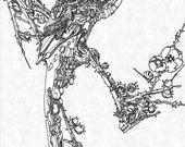 Hiroshige's Lament