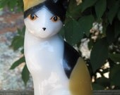 Calista the Calico Cat Candle - 100% CHARITABLE DONATION
