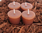 CEDAR MULCH (4 votives or 4oz soy jar candle)