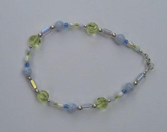 Sterling Silver Spring Colors Bracelet