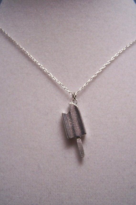 Ice Pop Necklace