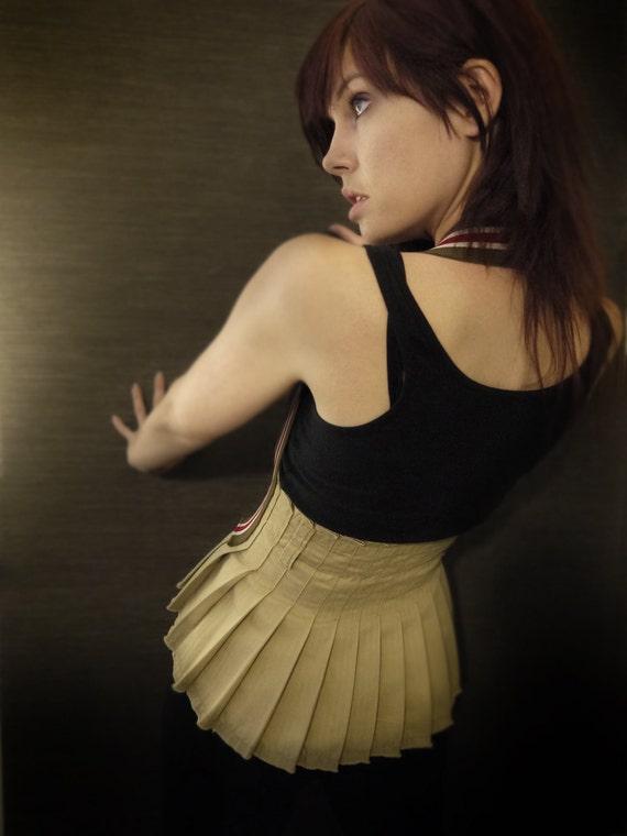 Halter/Harness Skirt Belt