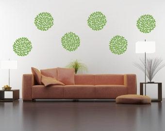 Botanical Vinyl Wall Decal