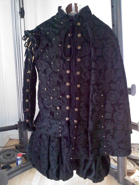 items similar to scott man u0026 39 s renaissance court wardrobe