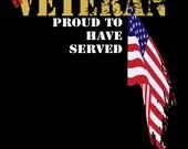 Iraq-War-Hero-Veteran-T-By: Marty Juvenal Martinez