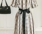 Random Act of Kindness - Circa 1950-60's - Shirtwaist Dress - Pinup - Bombshell - Lucy - Mad Men