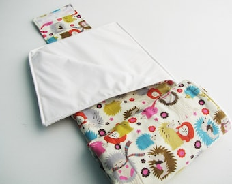 Travel Changing Pad - Made to Order