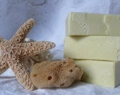 True Castile Soap - Organic Cold Process Olive Oil Soap - Handmade Unscented Bar Soap
