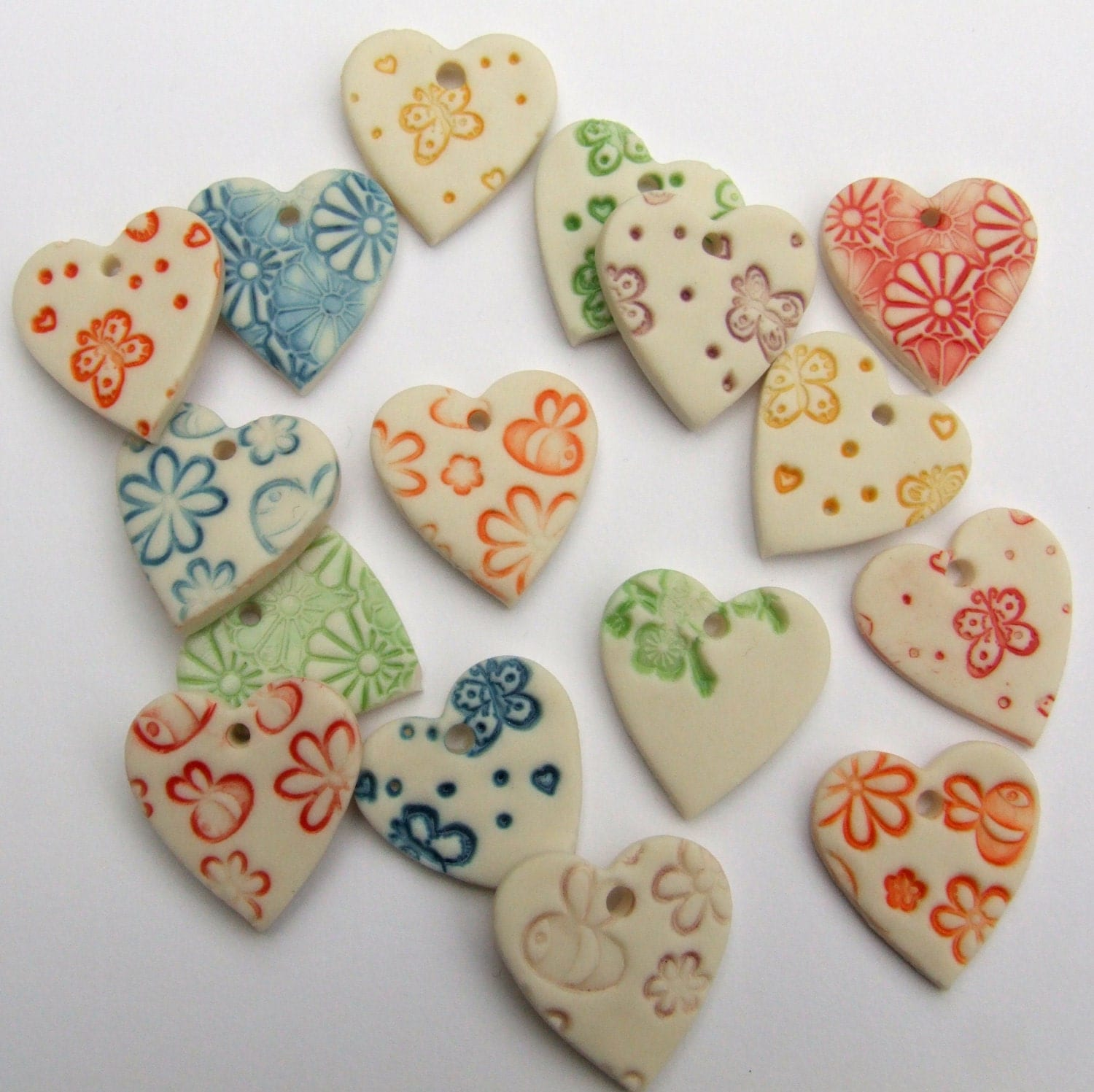 Heart pendant jewellery making pendants scrapbooking for How to sell crafts on etsy