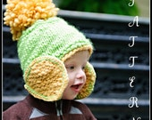 make your own Emperor Hat (DIGITAL KNITTING PATTERN) newborn infant toddler child