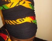 Empress  Stretch Headwrap - Headwear - Headderss - Turban - African