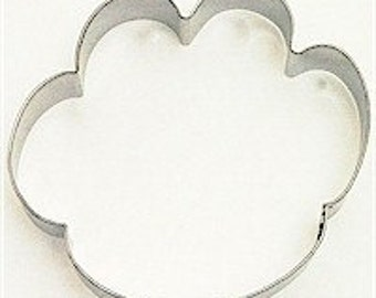 MINI Dog Paw  Cookie Cutter cookie/biscuit OB