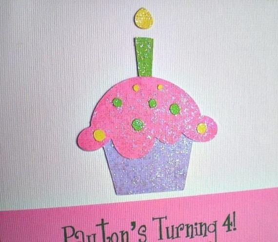 Cupcake Party Invitations, Cupcake Birthday Party Invitation, Cupcake Birthday Party, Baking Party Invitation, 1st Birthday, Set of 12