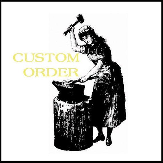 Custom for Jnetzky