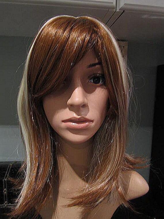 Medium Copper Golden Blonde 114