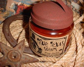 Dirt Road (clean soil) 16 oz Western Texas Cowboy Candle