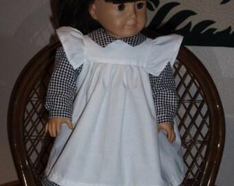 1900s Edwardian Two-Piece School Uniform for American Girl Samantha Nellie 18 inch doll