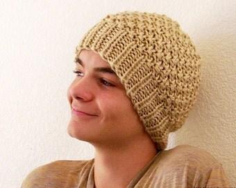 Mens Slouchy Beanie Hat, Mens Knit Hat Men, Mens Slouchy Hat, Slouchy Mens Hat, Mens Slouch Beanie, Mens Beanie Hat, Mens Knit Beanie