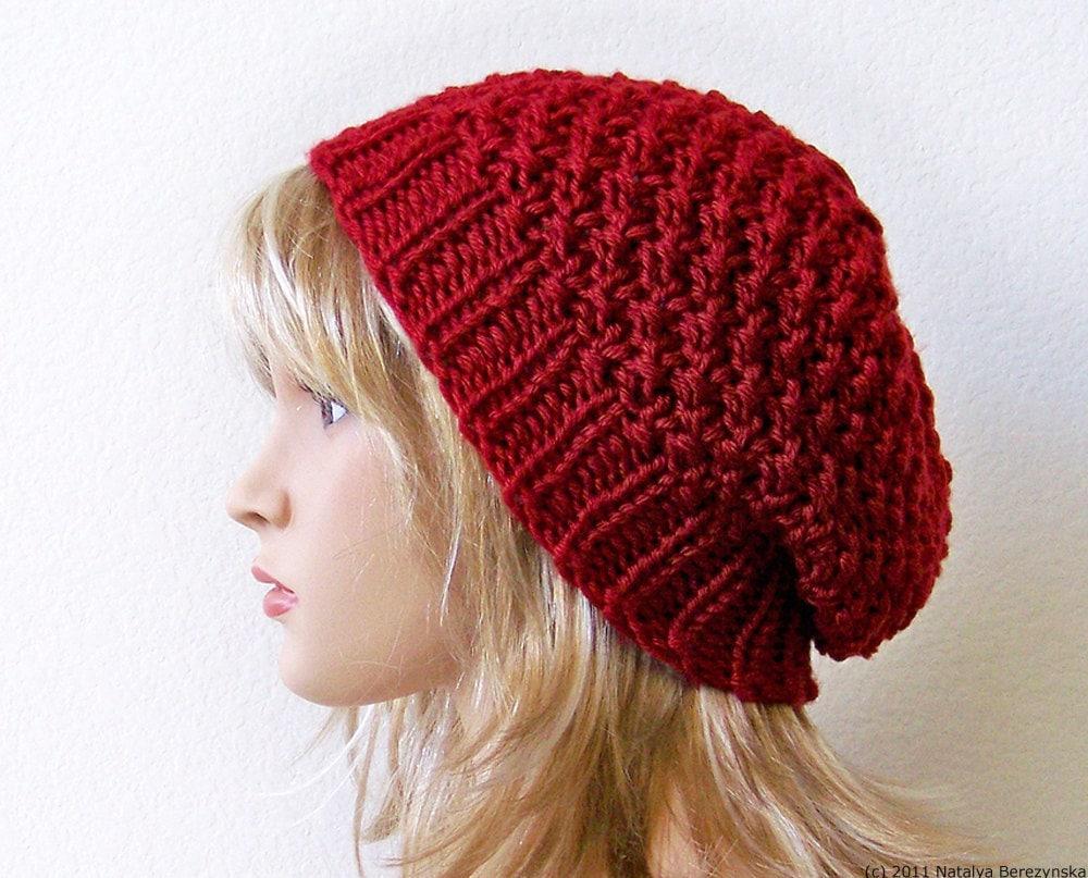 knit hat slouchy beanie mens slouchy beanie beanie