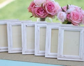 Shabby Chic Wedding Frames Distressed (Item Number 140290)