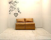 Hanging Heart Wall Decal