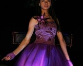 SPECIAL PRICE! Violette Vampire Party Prom Dress One Of A Kind