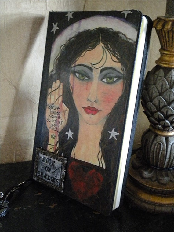 Book of Shadows/Mother Earth Goddess