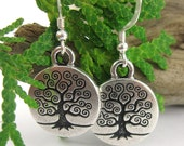 Tree of Life Earrings - Labor & Birth Earrings