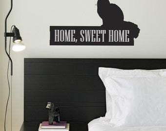 Home Sweet Home - Wall Decal