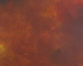Abstract Painting - Original Painting - Modern Light - Luminous - Fire - Long painting Rectangular -Cave Dwelling v