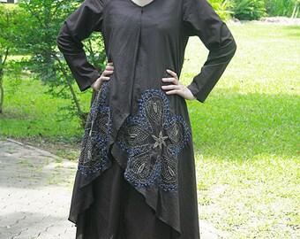 DD002--The butterfly dress 2