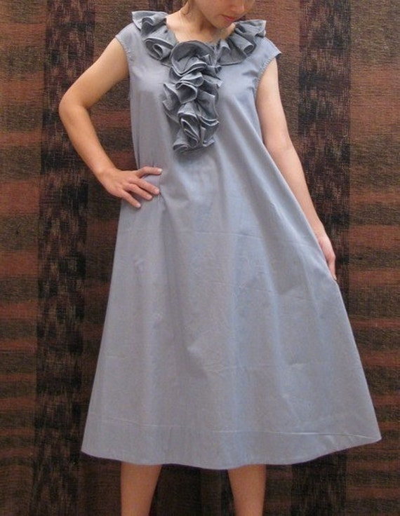 SALE 28 USD--N041-- Beautiful  time--Dress