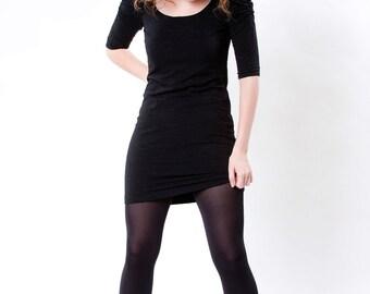 Sale , Women dress, Black dress, Jersey dress, Little Black Dress, Bodycon Dress,  Casual, Office, Party, Formal, Leopard