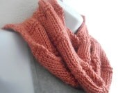 Very Easy Scarf Pattern - Sell The Knit Scarves You Make From This - PDF Format Instant Download
