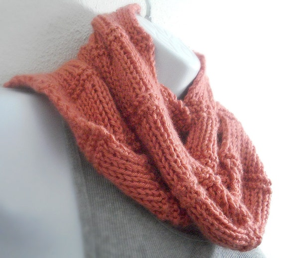 Free Knit Dress Patterns : Very Easy Scarf Pattern Sell The Knit by PurpleDaizieDestash