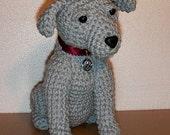 Precious Puppy Crochet Pattern