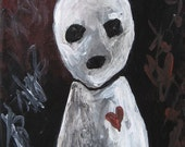 Original Painting by Catherine Carr - Portraits of Ghosts.