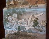SILK OBI Early 20th Century Japanese