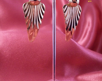 Vintage Art Deco Inspired Earrings