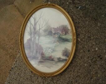 F. Massa Watercolor