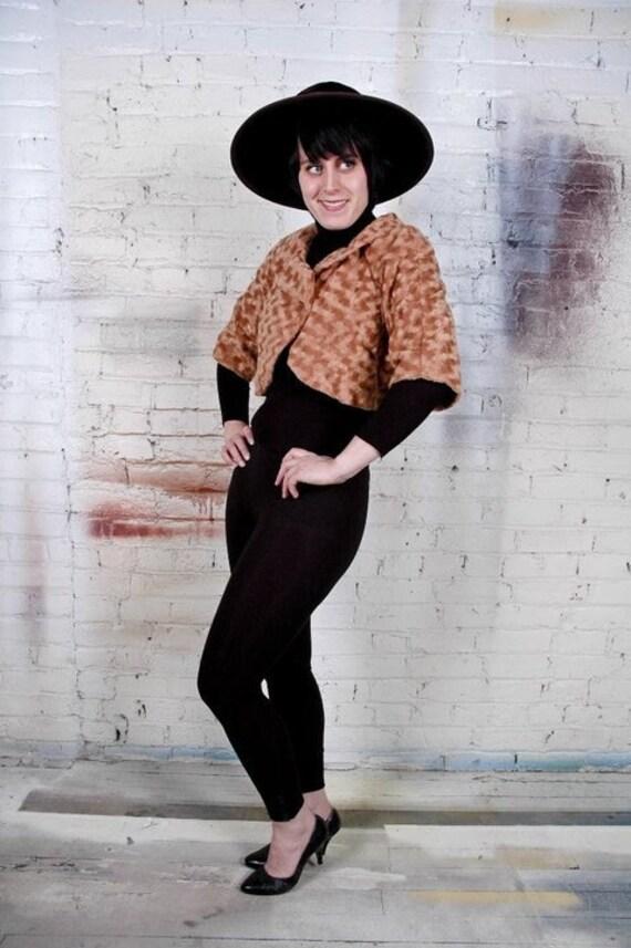 "Hepburn Jacket by Tracy McElfresh ""Hepburn"" high end faux fur"