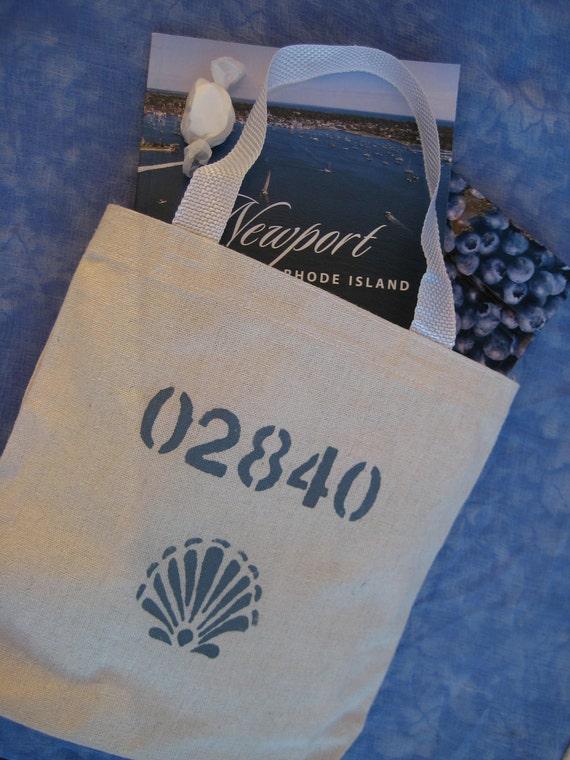 Zip Code Wedding Welcome Bags- Beach & Nautical