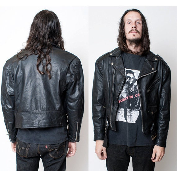 Wilson Leather Jackets For Men - Jacket