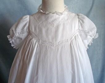 STAR BABY Heirloom Christening Gown