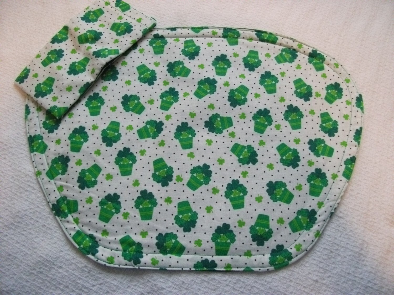 st patrick 39 s day placemat set