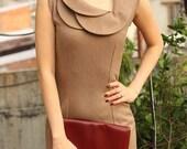 KATY wiggle pencil dress custom made 50s style