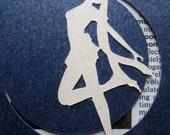 Sailor Moon - Custom Cut Bookmark