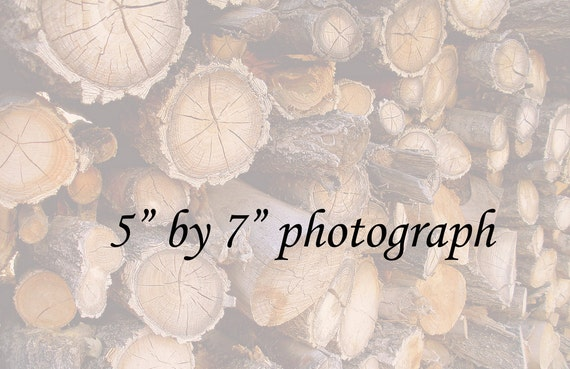 "5x7 Art Print Your Choice Nature Photography 5"" by 7"" Fine Art Photo Cabin Art Photograph Print"