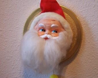 Musical Santa Claus Made in Japan Jingle Bells large