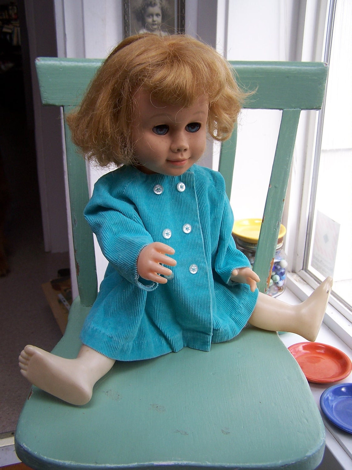 Chatty Cathy By Mattel 1960s Doll